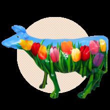 """Корова """"Тюльпан"""""""