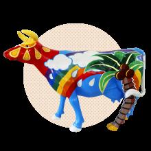 """Корова """"Пальма"""""""